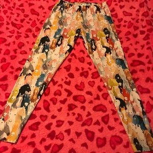 Pants - Sexy horses leggings